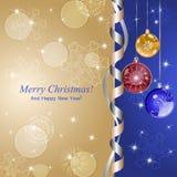Καλά Χριστούγεννα 3 Στοκ φωτογραφία με δικαίωμα ελεύθερης χρήσης