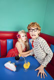 Καλά nerds Στοκ φωτογραφία με δικαίωμα ελεύθερης χρήσης