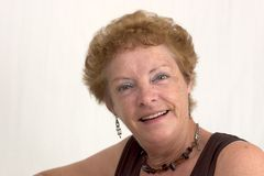 καλή γυναίκα χαμόγελου 2 Στοκ Εικόνες
