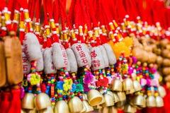 Καλή πέτρα της Κίνας τύχης Στοκ Εικόνες