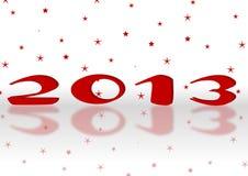 Καλή χρονιά 2013 στοκ εικόνες