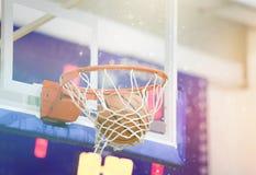 Καλαθοσφαίριση - αθλητισμός Στοκ φωτογραφία με δικαίωμα ελεύθερης χρήσης