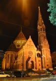 Καλβινιστής εκκλησία - Βουδαπέστη Στοκ Εικόνες