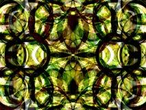 καλειδοσκόπιο 7 διανυσματική απεικόνιση