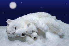 καληνύχτα Στοκ φωτογραφία με δικαίωμα ελεύθερης χρήσης