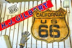 Καλιφόρνια ΗΠΑ 66 στοκ εικόνα με δικαίωμα ελεύθερης χρήσης
