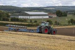 Καλλιεργώντας - βόρεια Γιορκσάιρ - Ηνωμένο Βασίλειο στοκ φωτογραφίες με δικαίωμα ελεύθερης χρήσης
