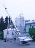 Καλλιεργώντας μηχανήματα Στοκ Φωτογραφία