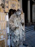 Καλλιτέχνες στις οδούς της Φλωρεντίας, Ιταλία στοκ εικόνα με δικαίωμα ελεύθερης χρήσης