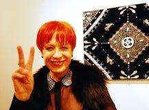 Καλλιτέχνης Lilia Burkova στοκ φωτογραφίες
