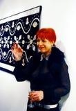 Καλλιτέχνης Lilia Burkova στοκ φωτογραφίες με δικαίωμα ελεύθερης χρήσης