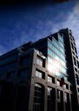 καλλιτεχνίζον κτήριο Στοκ φωτογραφίες με δικαίωμα ελεύθερης χρήσης