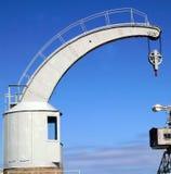 καλλιτεχνίζων γερανός Στοκ εικόνα με δικαίωμα ελεύθερης χρήσης
