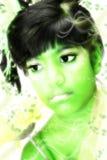 καλλιτεχνικά καλλυντι&k στοκ φωτογραφίες με δικαίωμα ελεύθερης χρήσης
