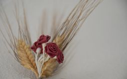 καλλιτεχνική σύνθεση floral στοκ εικόνες με δικαίωμα ελεύθερης χρήσης