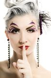 καλλιτεχνικός αποτελέ&sigm στοκ φωτογραφίες με δικαίωμα ελεύθερης χρήσης