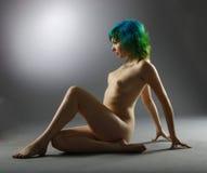 καλλιτεχνικός nude Στοκ φωτογραφία με δικαίωμα ελεύθερης χρήσης