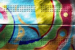 Καλλιτεχνικό μέταλλο διανυσματική απεικόνιση