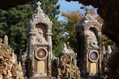 Καλλιτεχνικό Grotto γλυπτό με το πάθος για να διαλεχθεί με το Θεό Στοκ εικόνες με δικαίωμα ελεύθερης χρήσης