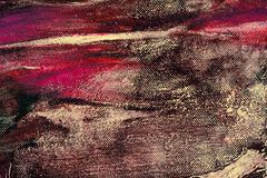 Καλλιτεχνών αφηρημένο υπόβαθρο κινηματογραφήσεων σε πρώτο πλάνο ελαιοχρωμάτων πολύχρωμο στοκ εικόνες με δικαίωμα ελεύθερης χρήσης