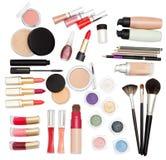 Καλλυντικά για το makeup Στοκ εικόνα με δικαίωμα ελεύθερης χρήσης