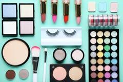Καλλυντικά Makeup στοκ εικόνα με δικαίωμα ελεύθερης χρήσης