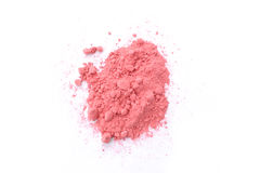 καλλυντική σκόνη συστατικών Στοκ Φωτογραφίες