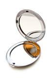 καλλυντικός καθρέφτης κ& Στοκ εικόνες με δικαίωμα ελεύθερης χρήσης