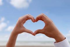 καλοκαίρι αγάπης Στοκ φωτογραφίες με δικαίωμα ελεύθερης χρήσης