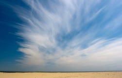 καλοκαίρι αμμόλοφων Στοκ εικόνες με δικαίωμα ελεύθερης χρήσης