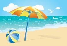 καλοκαίρι ανασκόπησης Στοκ εικόνα με δικαίωμα ελεύθερης χρήσης