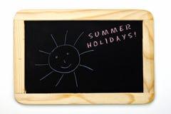 καλοκαίρι διακοπών Στοκ εικόνες με δικαίωμα ελεύθερης χρήσης