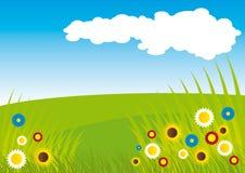 καλοκαίρι ημερών ελεύθερη απεικόνιση δικαιώματος