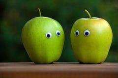 Καλοκαίρι κήπων πάγκων ματιών της Apple Στοκ φωτογραφία με δικαίωμα ελεύθερης χρήσης