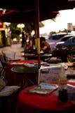 καλοκαίρι καφέδων Στοκ Φωτογραφίες