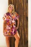 καλοκαίρι κοριτσιών φορ&e Στοκ εικόνα με δικαίωμα ελεύθερης χρήσης