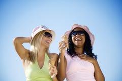 καλοκαίρι κοριτσιών στοκ εικόνες με δικαίωμα ελεύθερης χρήσης