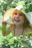 καλοκαίρι κοριτσιών Στοκ φωτογραφίες με δικαίωμα ελεύθερης χρήσης