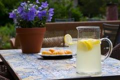 καλοκαίρι λεμονάδας Στοκ εικόνα με δικαίωμα ελεύθερης χρήσης