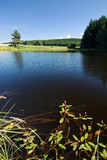 καλοκαίρι λιμνών επαρχία&sigma Στοκ εικόνες με δικαίωμα ελεύθερης χρήσης