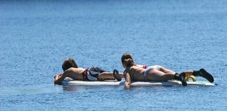 καλοκαίρι λιμνών zen Στοκ φωτογραφία με δικαίωμα ελεύθερης χρήσης