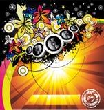 καλοκαίρι μουσικής γε&gam ελεύθερη απεικόνιση δικαιώματος