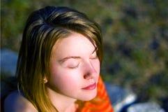 καλοκαίρι ονείρου Στοκ φωτογραφίες με δικαίωμα ελεύθερης χρήσης