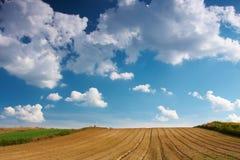 καλοκαίρι ουρανού Στοκ Φωτογραφίες