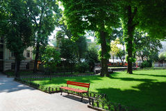 καλοκαίρι πάρκων ημέρας πό&lambda Στοκ Φωτογραφίες