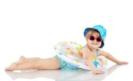 καλοκαίρι παιδιών Στοκ φωτογραφία με δικαίωμα ελεύθερης χρήσης
