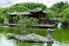 καλοκαίρι παλατιών κήπων τ Στοκ Εικόνες