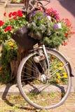 καλοκαίρι ποδηλάτων στοκ εικόνες