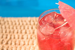 καλοκαίρι ποτών Στοκ Εικόνες