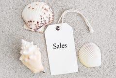 καλοκαίρι πωλήσεων στοκ φωτογραφίες